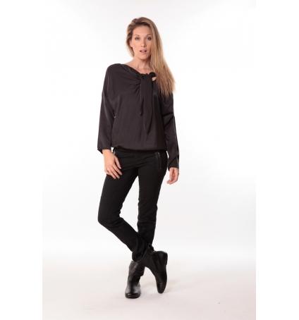 Sack's Jeans Zip 2111397 Noir