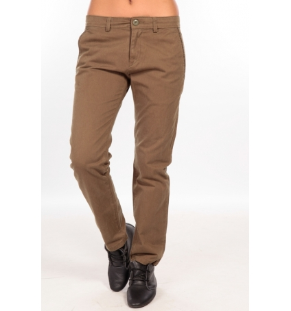 CHARLIE JOE Pantalon Wayne Marron