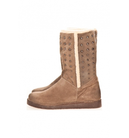 Meline Boots NL 80  Beige