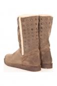 Meline Boots Ela Beige