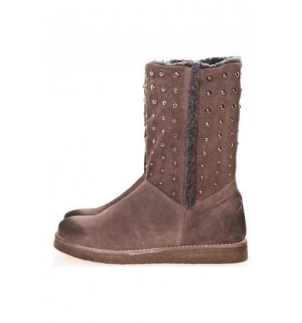 Meline Boots NL 80  Marron