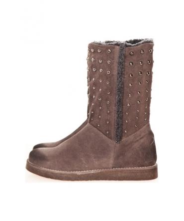 Meline Boots Ela Marron