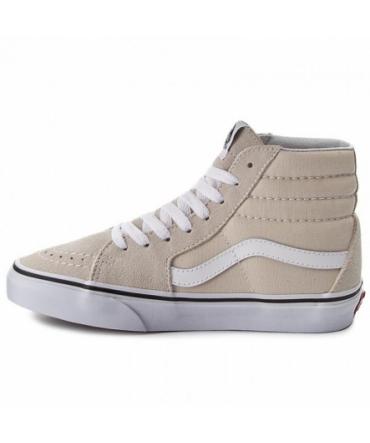 Baskets Vans SK8-HI Silver Lining/True White A38GEQA3 HUIaBu